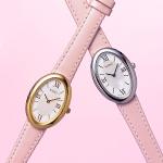 人気のウオッチに、期間限定で桜色の替えベルトをプレゼント!